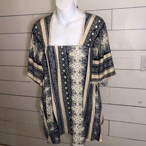 Charlotte Russe boho summer dress